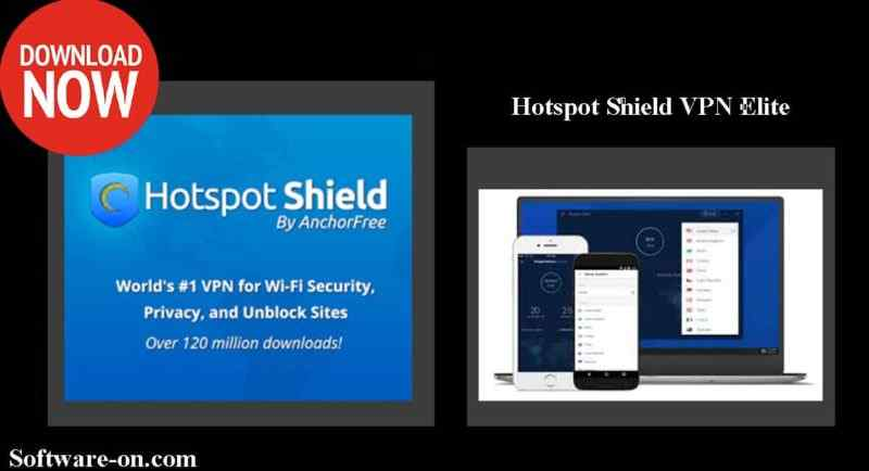 hotspot shield elite account 2018