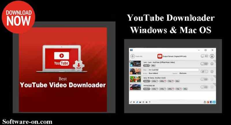 MediaHuman YouTube Downloader, MediaHuman YouTube Downloader 2019 Windows & Mac OS, Software ON