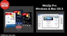 Photo of WinZip Pro Windows & Mac