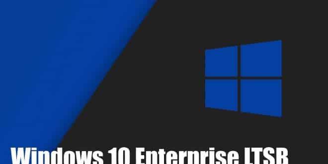 Install windows 10 enterprise ltsb | Microsoft Windows 10 Enterprise
