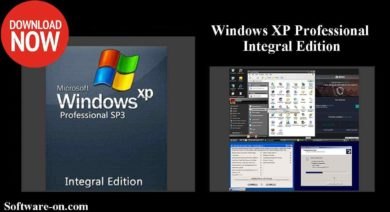 Photo of Windows XP Pro Integral Edition ISO