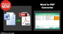 Photo of Coolmuster Word to PDF Converter Windows & Mac