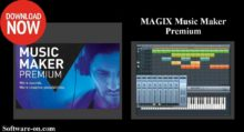 Photo of MAGIX Music Maker live & Premium Windows