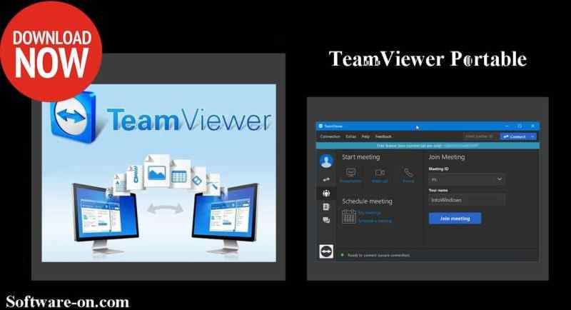 Portable teamviewer 14 | TeamViewer 14 Portable  2019-02-12