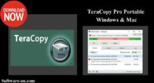 Photo of TeraCopy Pro & Free: Download Fast Copy files Software on Windows & Mac OS