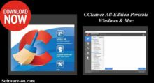 Photo of CCleaner All-Edition Portable Windows & Mac 2019