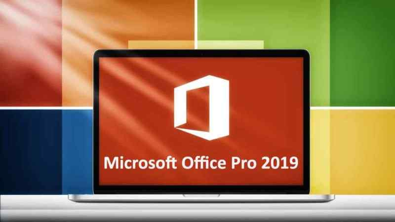 Microsoft Office Pro 2019 Download Full Version Software On