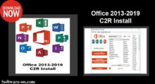 Photo of Office 2013-2019 C2R Install Activation Tools