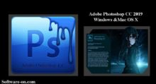 Photo of Adobe Photoshop CC Windows/Mac OS