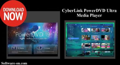 Photo of CyberLink PowerDVD Ultra Media Player 2019