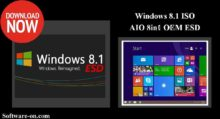 Photo of Windows 8.1 ISO AIO 8in1 OEM ESD