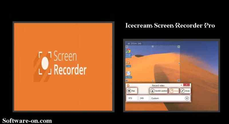 Screen Recorder Ice Cream Pro 2019 Download Full Version Software On