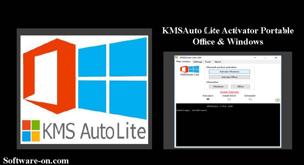 KMSAuto Lite Activation 2019 Office & Windows Download Link