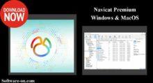 Photo of Navicat Premium Database Manager Windows & Mac