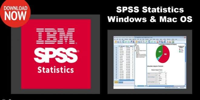 ibm spss statistics download mac