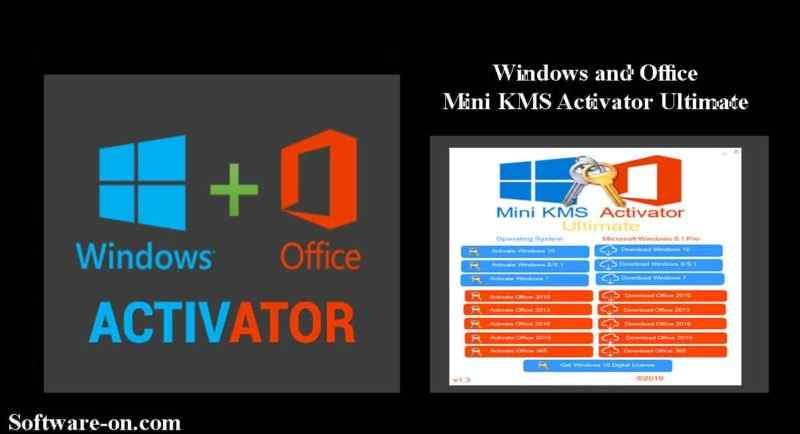 kmspico all windows & office activator