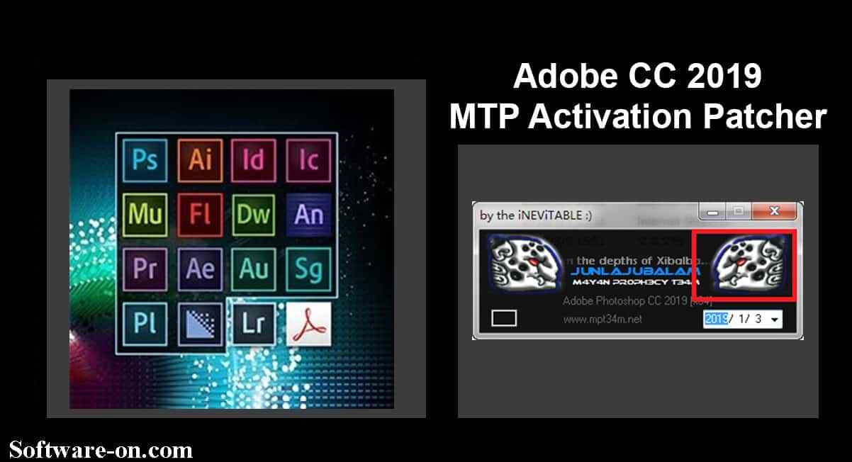 Adobe Patch MPT Activation Patcher 2019 Download Link - Software ON