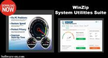Photo of WinZip System Utilities Suite 2019