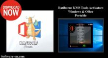 Photo of Ratiborus KMS Tools Portable Office & Windows 2019