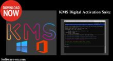 Photo of KMS Digital Activation Suite v7.1 Windows & Office
