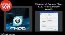 Photo of TNod ESET NOD32 AntiVirus Activator Portable 2019