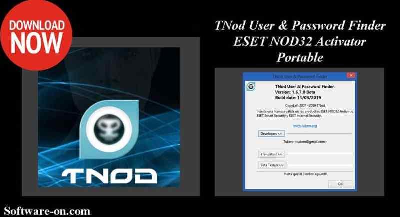 eset nod32 antivirus 7 free license key - username and password