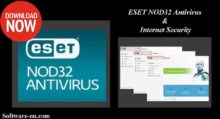 Photo of ESET NOD32 Antivirus & Internet Security Activated 2019