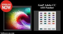 Photo of GenP Adobe CC AIO Universal Patcher