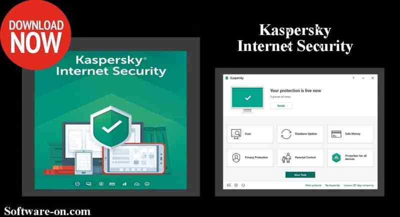 Kaspersky Internet Security 2019 & Reset Trial KRT CLUB