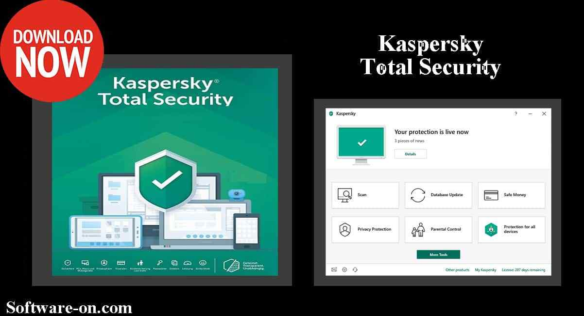 By Photo Congress || Kaspersky Total Security Testversion