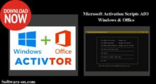 Photo of AIO Microsoft Activation Scripts Windows & Office