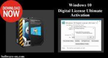 Photo of Windows 10 Digital License Ultimate Portable 2019