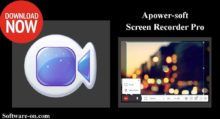 Photo of Screen Recorder Apowersoft Pro 2019 PC Windows