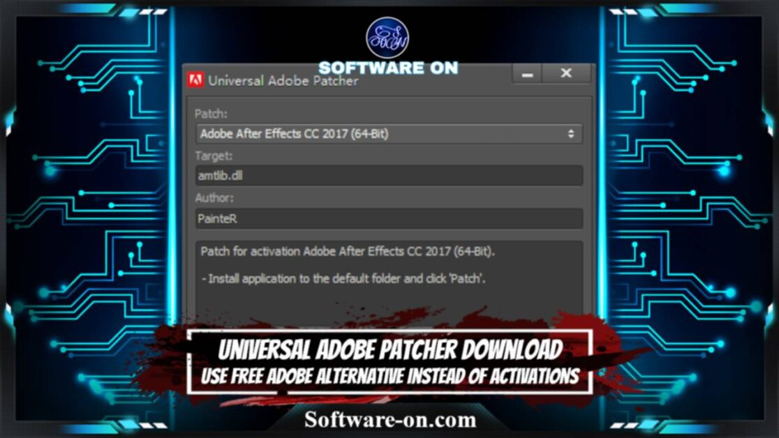 Universal Adobe Patcher: Is It A Safe Activator To Download For Mac & Windows?
