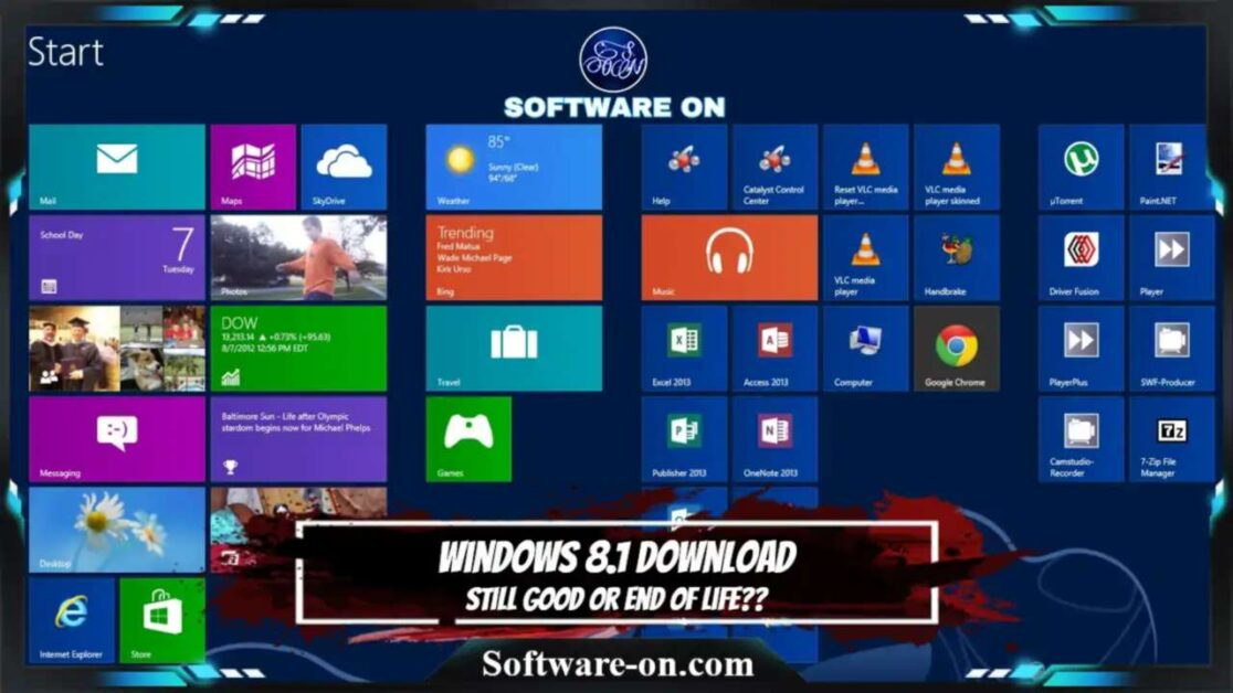 Windows 8.1 Download: Still Good Or End Of Life?