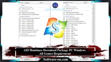 Photo of AIO Runtimes Download Package PC Windows: All Games Requirement
