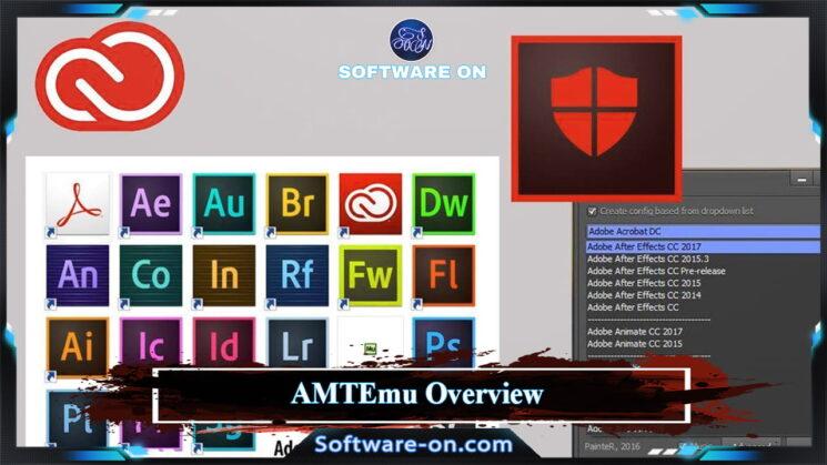 AMTEmu CC AMT Emulator Download: Adobe Alternatives For Windows & Mac Better Then Activation Tools