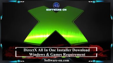 Photo of DirectX All In One Installer Download: Windows & Games Requirement