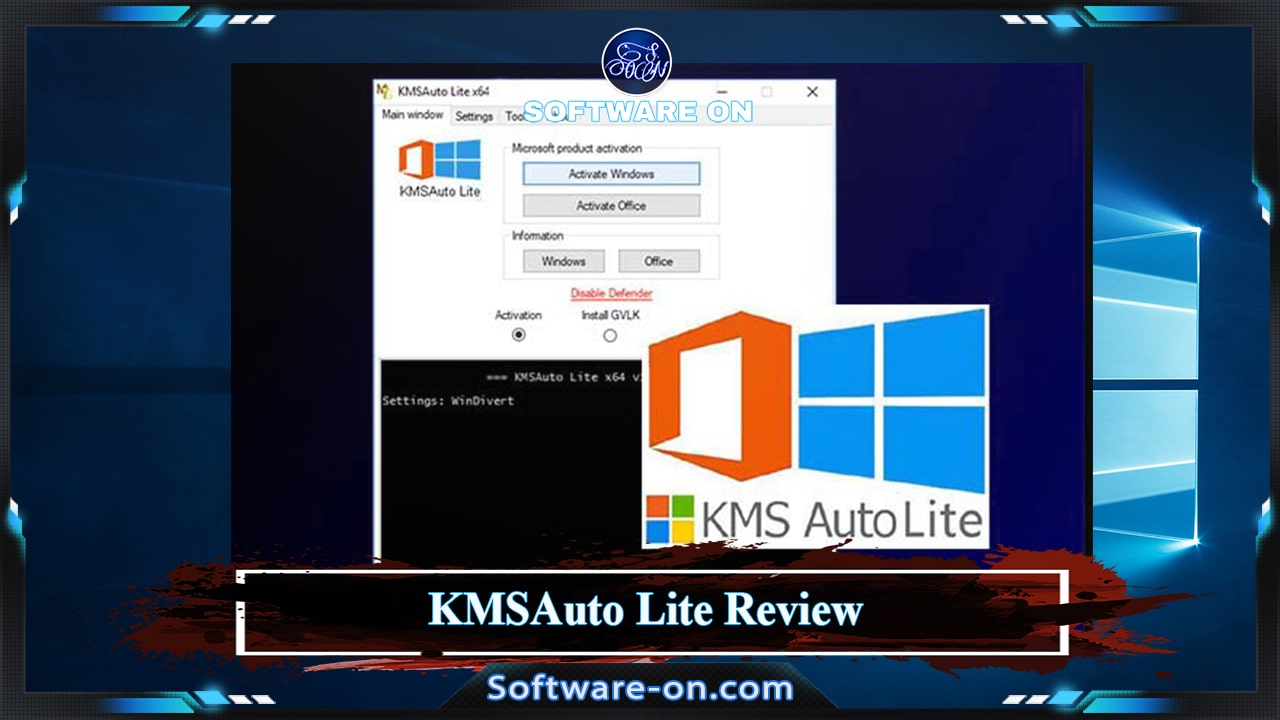 KMSAuto Lite Download 2021: Use Free Microsoft Office Online & Oficial Windows 10 Instead Of Activators