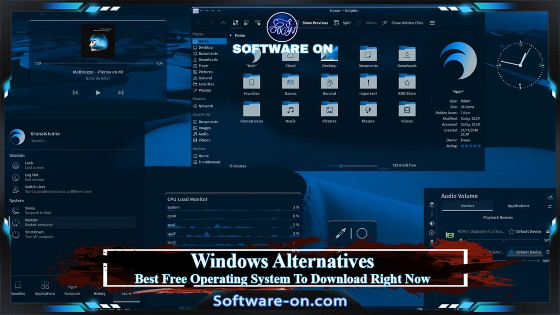 Windows Alternatives: 14 Best Free Linux Operating System To Download