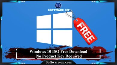 Photo of Windows 10 ISO Free Download: No Product Key Required
